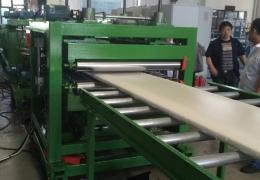 XPS保温板材生产线