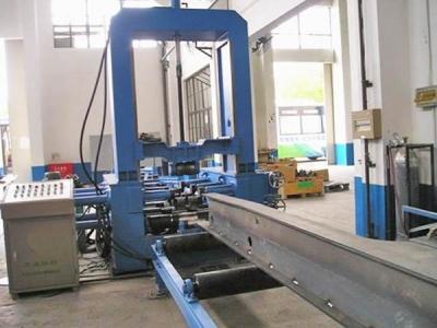 工字钢焊接机组